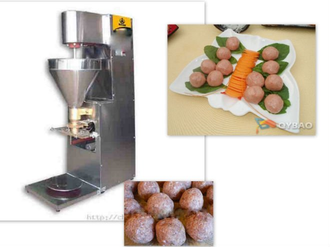 Industrial Meatball Forming Machine