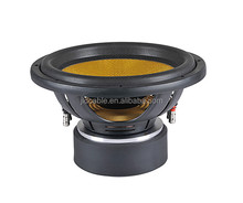 JLD Audio Made 12 inch dual 2 ohm RMS 400W Max power 800W car audio subwoofers