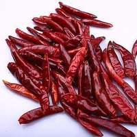 Dried Red Chilli Whole Pods