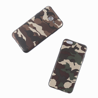 New Fashion Design Multi Colors Available Camouflage Pattern TPU Case for iPhone 7 7plus