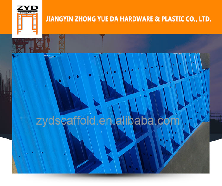 Metal Steel China Manufactuer Construction For Formwork