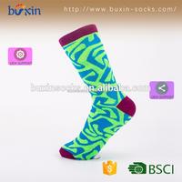 wholesale 100 cotton socks merino wool socks funky photo printed ankle socks