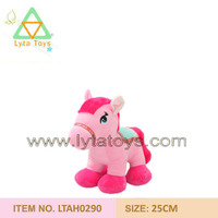 Stuffed Plush Horse Toys Made In China