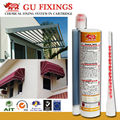 high strength structure adhesive with construction green house building material