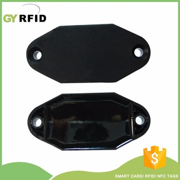 MEA01 U CODE HSL UHF Rfid Tag On Metal For Rfid Logistic System