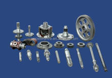 high precision shaft Customized OEM CNC stainless steel Transmission Gear
