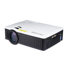 Cheapest home theather projector SD50 projector 1000 lumens 1000:1 HD 1080p cheaper than UC46/GM60