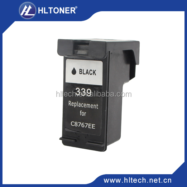 Remanufactured ink cartridge compatible for HP339(C8767EE)