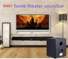 wireless bluetooth karaoke sound bar with subwoofer speakers