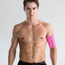 outdoor sports running armband, wrist mobile phone safety armband