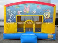 2016 Top quality amazing mickey mouse inflatable jumping castle Z1088