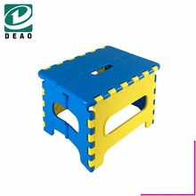 Small Carry Collapse Industry Multi Purpose Square Stools