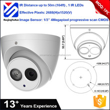 rohs security camera 50m IR distance face detection IP67 japan cctv camera