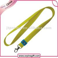 Fashion silicone lanyard neck strap