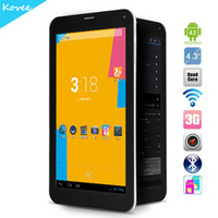 China cheap price Quad Core 1.3GHz dual sim card phone calling android tablet