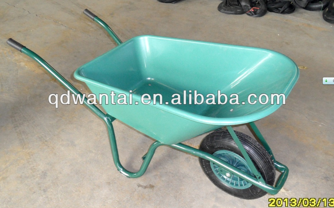 High quality farm tools and equipment and their uses agricultural tools wheelbarrow WB6414 made in china