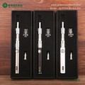 650mah/900mah pen style ego e vapor kit Dual heating atomizer PTS01