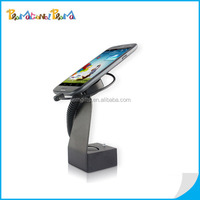 Anti-theft alarm sensor mobile phone display holder