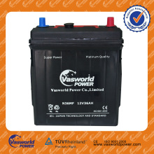 Wholesale Chinese factory Japan technology JIS Standard 12v 36ah car battery