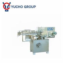 China Big Factory Good Price High Speed Automatic Ball Chocolate Packing Machinery