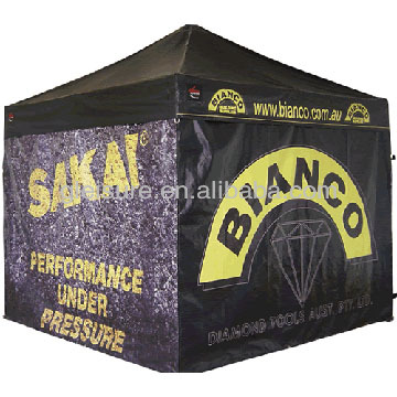 3x3m heavy duty folding canopy for event , beach tent for event