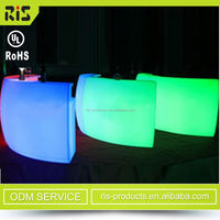 Top Quality Colorful Waterproof Ce,Rohs Certified Illuminated Led Bar Counter