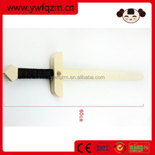 Custom kids toy handmade wood sword