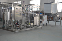 Industrial use 300L/H small scale yogurt factory machines