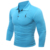 Men Embroidered Long Sleeve Polo T Shirt