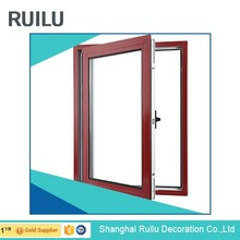 Made in China New design sound proof casement electric house windows