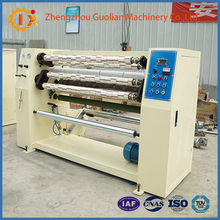 Plastic Packaging Material Film Tape Slitting Cutting Machine