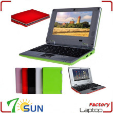 "New 7"" Inch Android Laptop Mini Netbook Notebook PC Wifi Black prices of laptops in dubai"