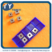 good quality tungsten carbide indexable inserts from China