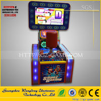 Shoot Video Redemption Electronic Punching Sports