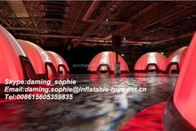 inflatable light tent inflatable illuminate tent