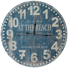Custom MDF Promotional Gift Wall Clock
