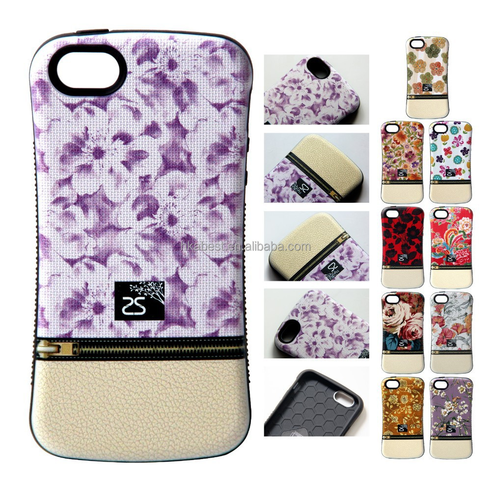 Rubber hard Relief case for iPhone 6 iface mall, flowers painting cover cases for iphone6 plus mobile phone back cover case