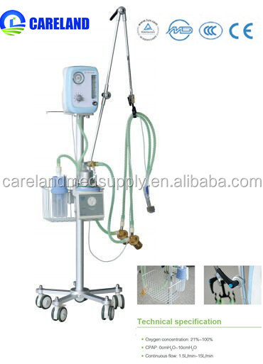 Neonatal intensive care ventilator CPAP System for newborn baby,Infant,Neonate