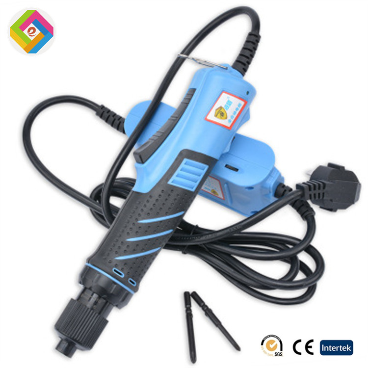 Automatic stop electric screwdriver frequency conversion electric screwdriver 220V in - line electric screwdriver