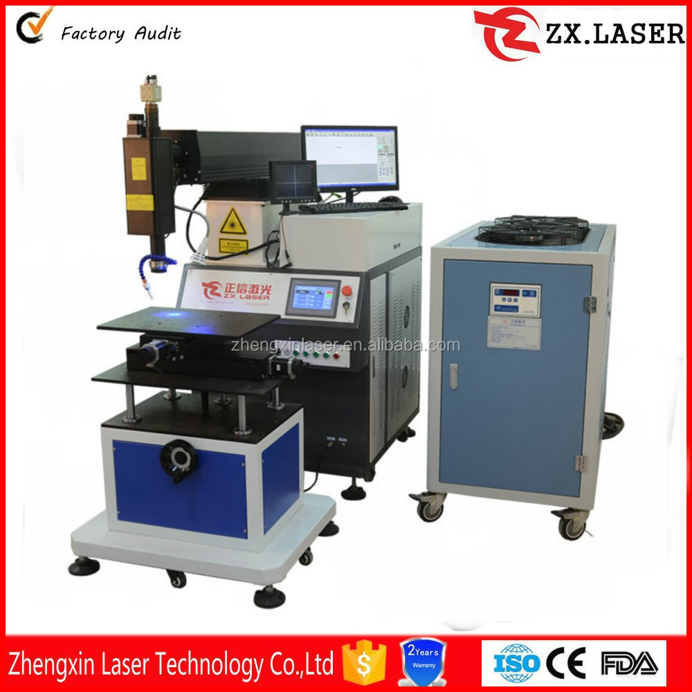 Mobile phone battery automatic laser welding machine factory price
