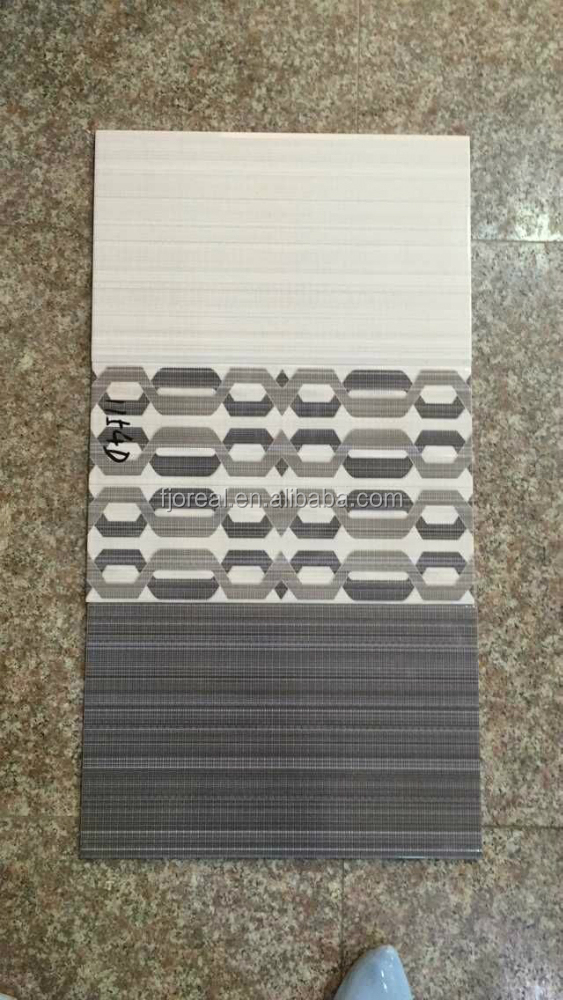 2015 New arrival professional design 250x400 3D up deco down wall tile