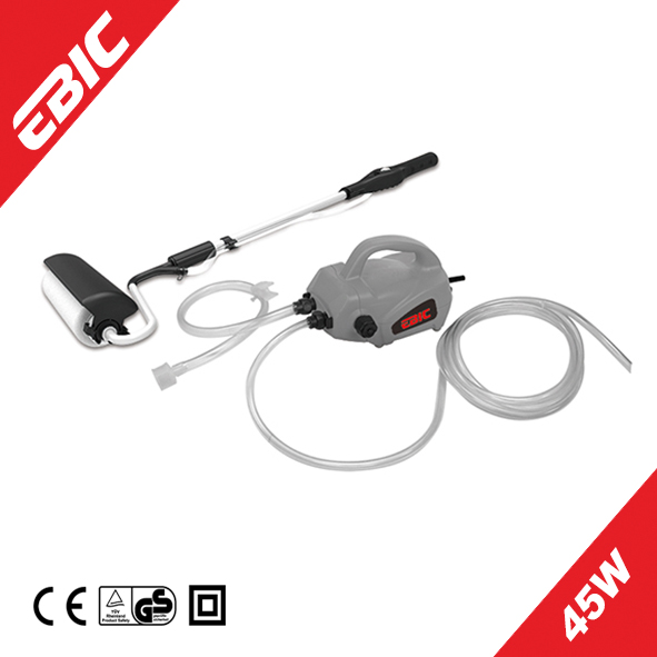 EBIC Power Tools 45W electric wall pattern paint roller for sale