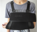 arm sling for forearm fracture with double mesh