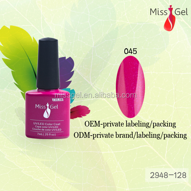 nails polish oem multifunctional 128 colors <strong>gel</strong> with certification of MSDS
