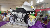 2013 New style inflatable motorcycle with Sales
