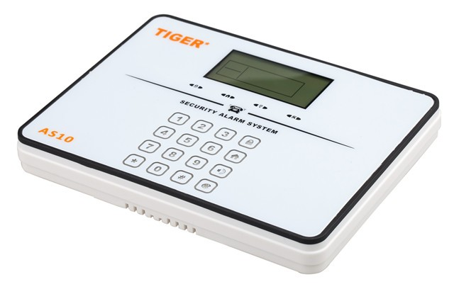 Tiger As10 Home Wireless Security Gsm Alarm System