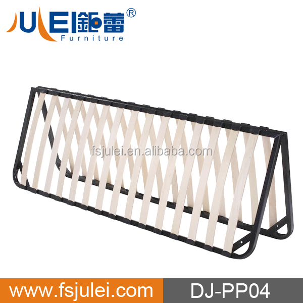 E1 Plywood Slat Bedroom Folding bed base