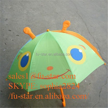 FS outdoor umbrella sun rain umbrella parasols novel cartoon gift Lovely Japanese Kid Style Folding Children's Umbrella