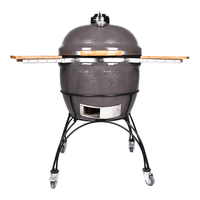 Car BBQ Grill Commercial Indoor Charcoal Smoker