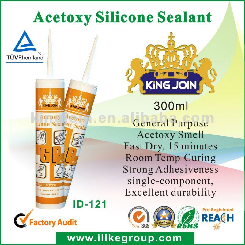 automotive silicone sealant,gp silicone sealant